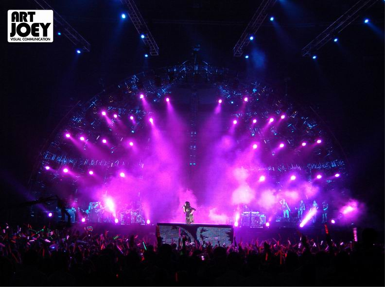 Amit Century World Tour Concert 2010 Taiwan Concert