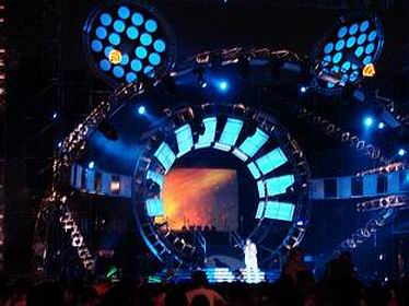 Energy Concert Stage Design Artjoey Visual Communication