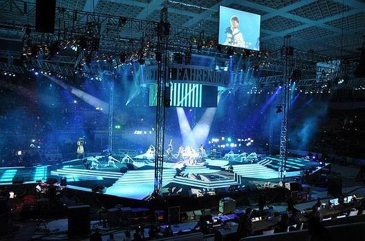 fahrenheit world tour concert 2008