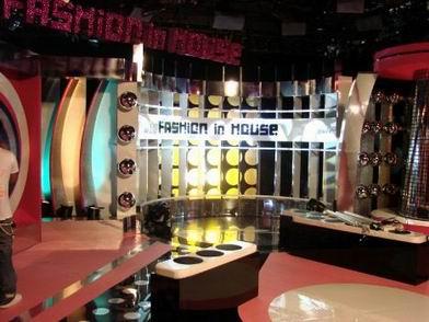 Design Shows On Tv Fair Fashion Inhouse Show Television Set Design 2007 Taiwan  Tv Design Ideas