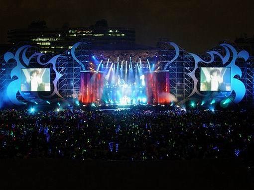Indoor Concert Stage Design