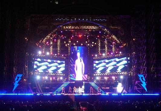 Jolin World Tour Concert 2008 China Tour Concert Tour
