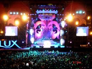 Jolin Showcase Concert 2006 Taipei - Concert Stage Design ...  Jolin Showcase ...
