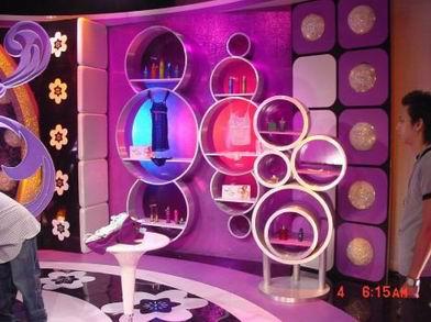 Design Shows On Tv Glamorous Beautiful Woman Show Television Set Design 2005 Taiwan  Tv Studio Decorating Inspiration
