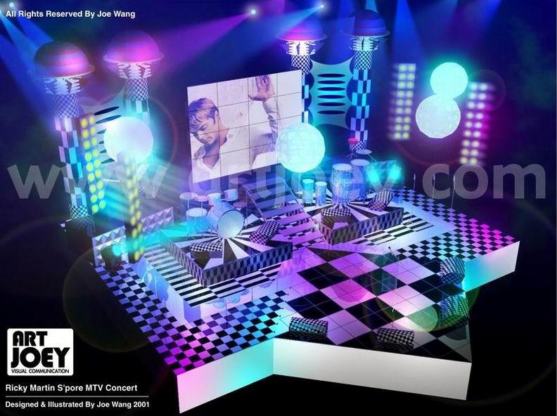 Concert Stage Design Ideas 59578 | ENEWS