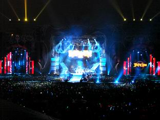 jay chou world tour concert stage design pic3 - Concert Stage Design Ideas