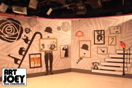 Talk Show Television Set Design 2009 Taiwan - TV Studio Set Design ...