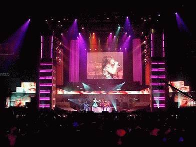 Yao-Sheng He Taipei Concert 2006 - TV Studio Set Design ...  Yao-Sheng He Ta...