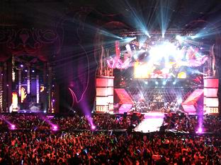 Jay Chou World Tour Concert Stage Design-pic2